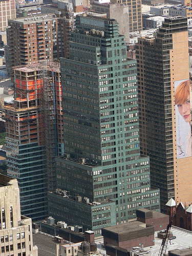 New York Mcgraw Hill Building 485 Ft 148m 33