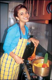 Raageshwari - Indian Actress
